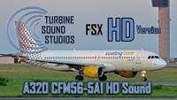 Airbus 320 CFM56-5-A1 Soundpack for FSX