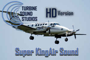 Super KingAir soundpack for FS2004
