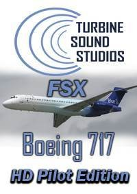 TSS Boeing 717 HD Pilot Edition Soundpack