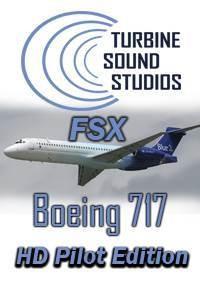 TSS Boeing 717 HD Pilot Edition Soundpack