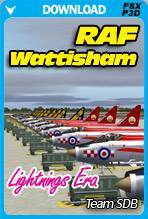 RAF Wattisham Lightnings