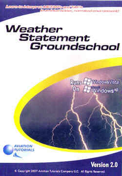 Weather Statement Groundschool