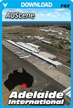 Adelaide International X v2.0 (YPAD) for FSX/P3D