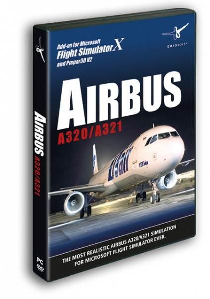 Airbus A320+A321 (FSX+P3D)