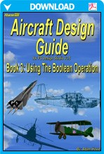 Aircraft Design Guide Book 3 - The Boolean Operation