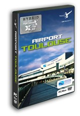 Airport Toulouse For X-Plane