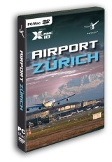 Airport Zurich For X-Plane