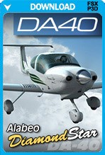 Alabeo DA-40 Diamond Star HD (FSX+P3D)