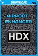 Airport Enhancer HDX (FSX/Steam/P3D)