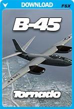 B-45 Tornado