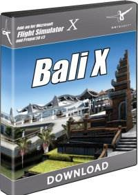 Bali X (FSX + P3D)