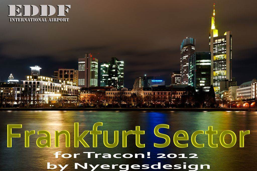 Frankfurt sector 2 for Tracon! 2012