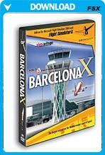 Mega Airport Barcelona X