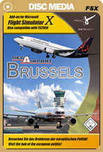 Mega Airport Brussels X