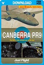 Canberra PR9 (FSX+P3D)