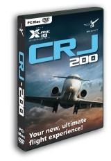 CRJ - 200 (X-Plane 9 & 10)