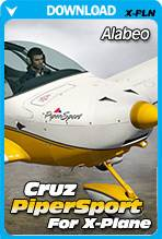 Alabeo Cruz PiperSport for X-Plane 10.30+