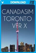 Toronto VFR X