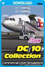 CLS - DC10 Collection (FS2004)