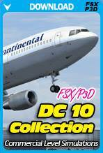 CLS - DC10 Collection (FSX/P3D)