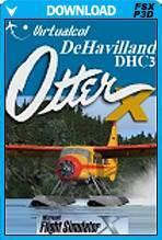 DeHavilland DHC3 OTTER X
