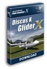 Discus K Glider X