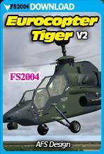 Eurocopter Tiger v2 (FS2004)