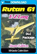 Rutan 61 Long E-Z DLC Package (Steam)