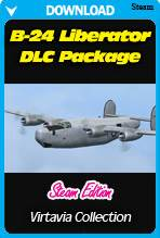 B-24 Liberator DLC Package (Steam)