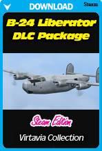 B-24 Liberator DLC Package (Steam)