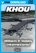 William P. Hobby Airport (KHOU)