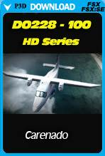 Carenado DO228 100 HD SERIES (FSX/P3D)