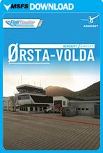 Orsta-Volda Airport (MSFS)