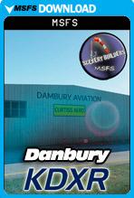 Danbury Municipal Airport (KDXR) MSFS