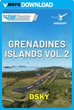 Grenadines Islands Vol. 2 (MSFS)