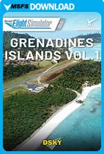 Grenadines Islands Vol. 1 (MSFS)