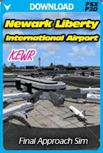 Newark Liberty International Airport (KEWR)