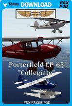 Porterfield CP-65 Collegiate (FSX/P3D)