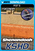 Shenandoah Valley Regional Airport (KSHD) MSFS