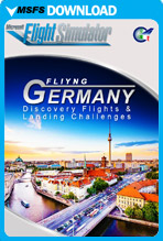 Flying Germany (MSFS)