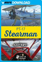 PT-17 Stearman (MSFS)
