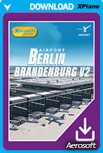 Airport Berlin-Brandenburg XP V2 (X-Plane 11)