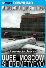 Moscow Sheremetyevo (UUEE) MSFS