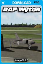 RAF Wyton (TSR2) P3D