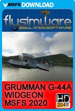 Grumman G-44A Widgeon (MSFS)