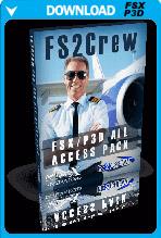 FS2Crew: All Access Pack (FSX/P3D)