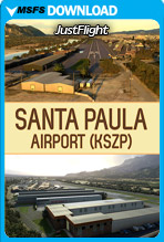 Santa Paula Airport (KSZP) MSFS