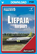 Liepaja Airport (P3D)