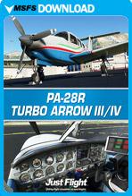 PA-28R Turbo Arrow III/IV (MSFS)