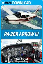 PA-28R Arrow III (MSFS)
